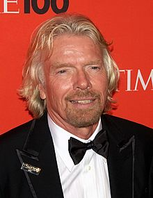 Richard Branson Entrepreneur Profile
